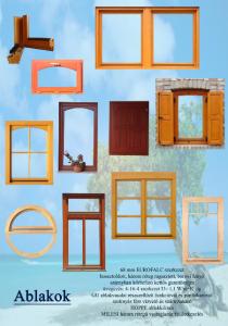 Fa ablakok 1